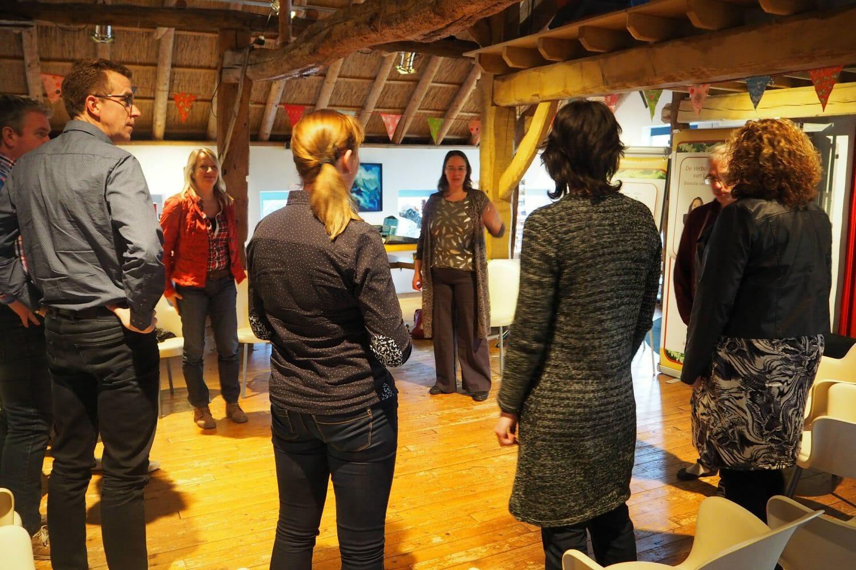 Leadership Embodiment Training - Uitleg staand centreren