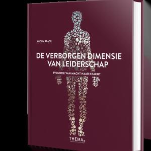 Boek - De verborgen dimensie van leiderschap - zij-aanzicht
